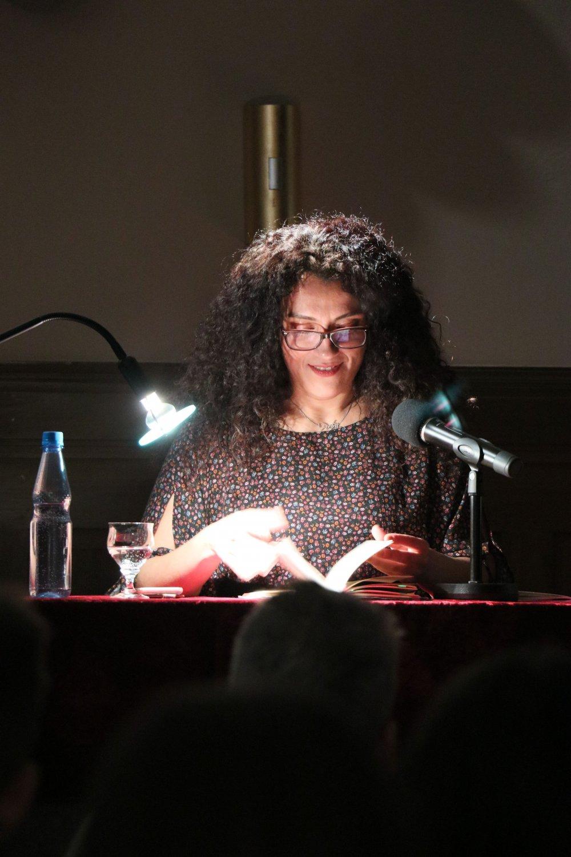 Lest Gedichte Lesung Von Safiye Can Ziehenschule